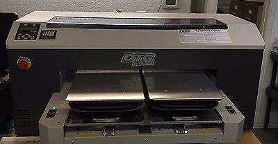Direct to Garment Printer - Used - M2 DTG