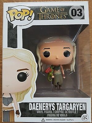 funko pop Deanery Targaryen game of thrones