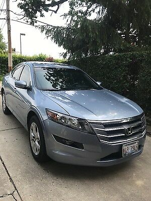 2010 Honda Accord Crosstour  2010 Honda Accord Crosstour EX-L 4WD  (2 Previous Owners)