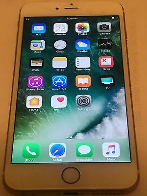 Apple iPhone 6s Plus - 128GB - Rose Gold (Sprint) Smartphone CLEAN