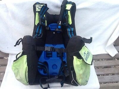Scuba Diving Buddy AP Valves  Commando BCD Stab Jacket