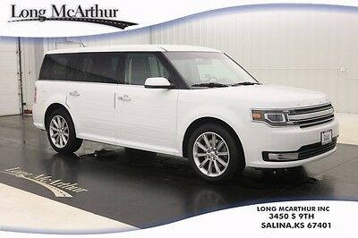 2015 Ford Flex LIMITED AWD SUV NAV MSRP $40545 REMOTE START AWD SUV NAVIGATION LEATHER SEATS BLIND SPOT MONITORING SYSTEM