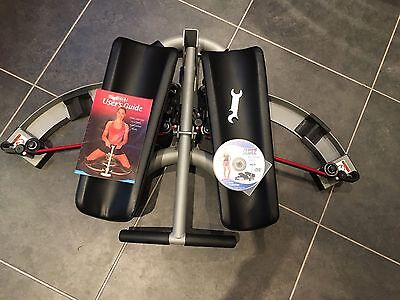 ThighGlider Exercise Machine Total Fitness Thigh Glider Hips Toner