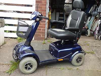 Van os Galaxy Mobility Scooter