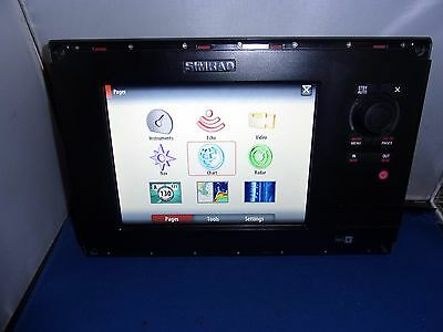 Simrad Nss8 Touch Screen Multifunction Display Unit Nss 8