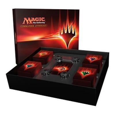 Magic the Gathering - Commander Anthology: Full Set - englisch - OVP