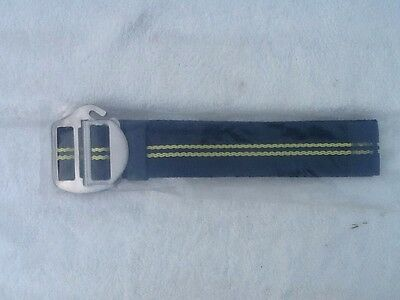 Divers Heavy Duty Weight Belt Stainless Steel One Size  Belt