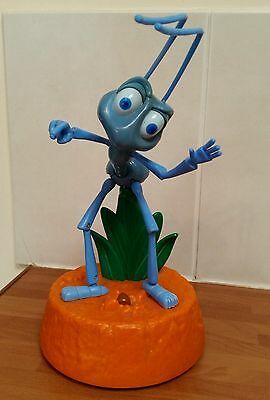 "A BUG'S LIFE - 12"" Action Figure Sings & Dances Working Disney Pixar Childs Toy"