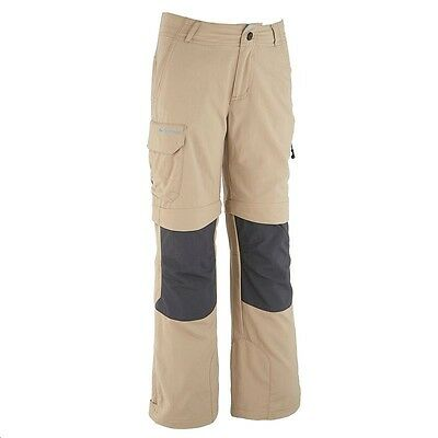 Camping Trousers/shorts - Childrens - Age 12 - Decathlon