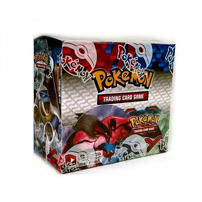 Pokemon XY Base Set Booster Box - Factory Sealed - 36 Packs - FAST shipping! X&Y