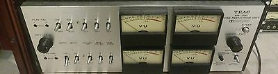 Nice Vintage TEAC AN-300 Noise Reduction Unit Working