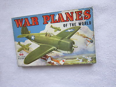 War Planes of the World, 1942, 65 pages