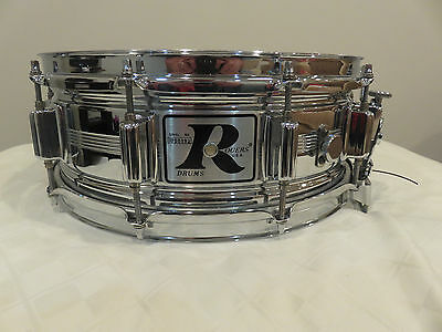 Absolutely stunning Vintage Rogers Big R Dyna-Sonic Snare Drum