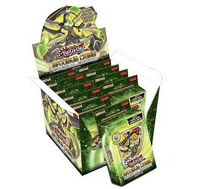 YuGiOh! Maximum Crisis Special Edition Display Booster Box! 30 Sealed Packs!NEW2