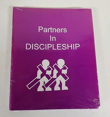 Partners In Discipleship Evangelism Explosion 5 Pack Sealed Bible Study Guide