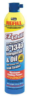 Interdynamics MAC134RFL, R134a EZ Chill Refrigerant Refill 18oz