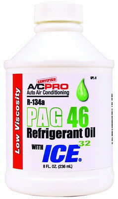 Interdynamics GPL5,  R134a Low Viscosity PAG 46 Refrigerant Oil With ICE 32 8oz