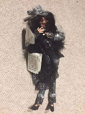 "Mark Roberts Fairy Fashionista Witch 14 ""  Med. #79/1500 Limited ed. 51-36320"