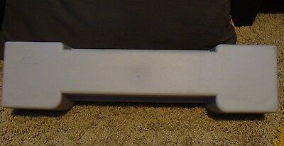 """R&S / Rohde & Schwarz 1096.7072.00 Front Cover Assembly 19 x 4 x 4 1/2"""""""