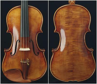 Joseph Guarneri Del Gesu 1730 4/4 Violin #6726. Rich tone
