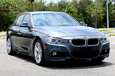 2015 BMW 3-Series 328i Sedan M Sport 2015 BMW 328i Sedan Loaded! Luxury 2013 2014 320i 335i Mercedes C250 Audi A4