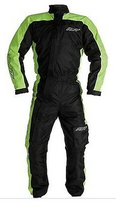 RST Storm waterproof motorcycle rainsuit - small men's