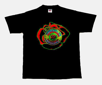 Grateful Dead Shirt T Shirt Vintage 1990 American Beauty 20th Anniversary GDM XL