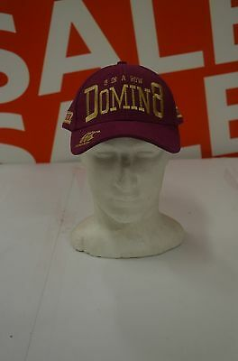 QLD MAROONS Supporter Cap: OFFICIAL STATE OF ORIGIN MERCHANDISE