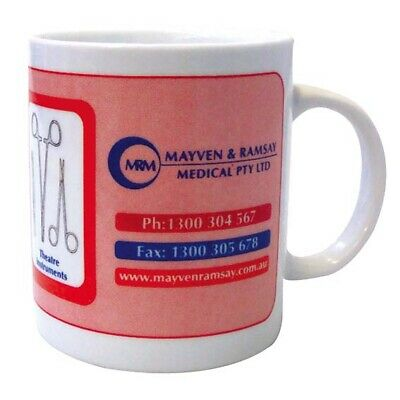 5 x Mug- Mayven and Ramsay