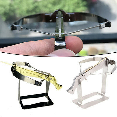 Stainless Steel Crossbow Toothpicks Arrow Shooting Gift 2017 Hot Hand Held