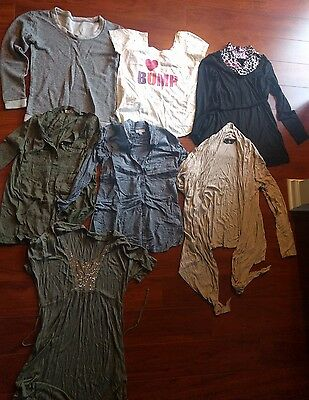A pea in the pod  Maternity Clothes Lot size XS-S