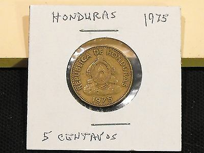 1975 5 Centavos coin from Honduras - Cheap Worldwide shipping!