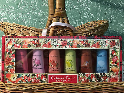 Crabtree & Evelyn - Boxed Best Sellers Ultra-Moisturising Hand Therapy Creams