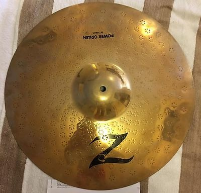 "Zildjian Z Series 18"" Power Crash Cymbal"