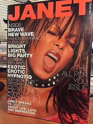 Janet Jackson Tour 2001, The All for You Issue
