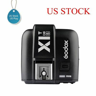 Godox X1T-S TTL HSS 2.4G Flash Trigger Transmitter for Sony a7R a77II A6500