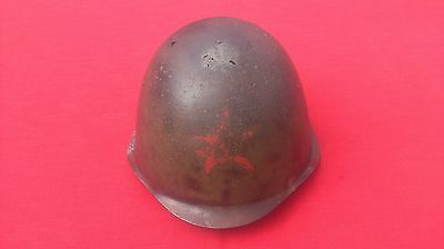 WW2 Original Russian Helmet Soviet Army SSH-39 100% Original !!!