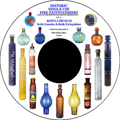 Antique Fire Extinguisher: Bottle Fire Grenades & Extinguishers--electronic book