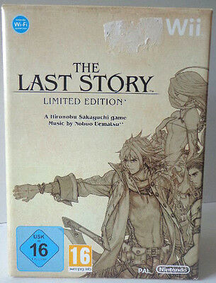 Wii Spiel - The Last Story Limited Edition (mit OVP) (PAL) 10613078