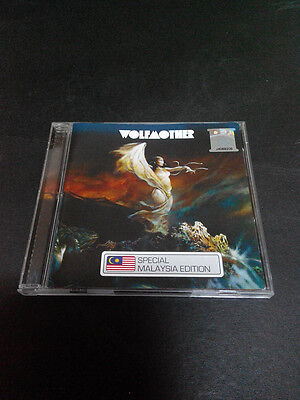 WOLFMOTHER  Malaysia SPECIAL EDITION CD