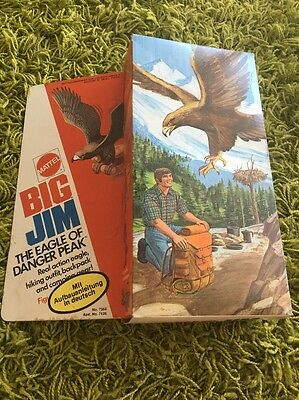 Big Jim Eagle Of Danger Ovp Mib