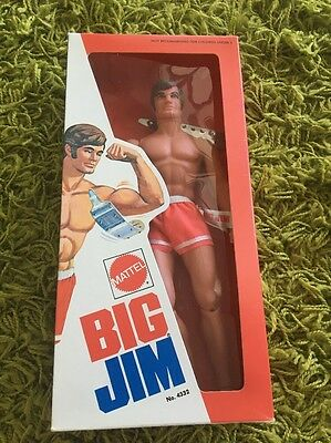 Big Jim Big Jim N.o.s. Ovp Mib
