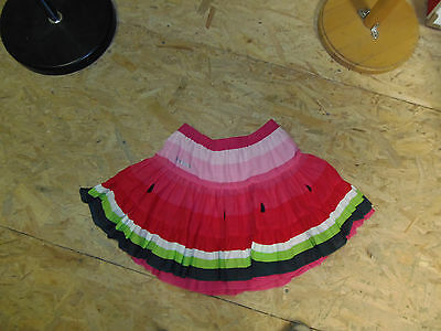 Jupe Reversible Desigual Taille 11/12 Ans