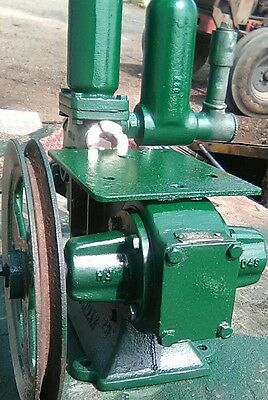 climax water pump