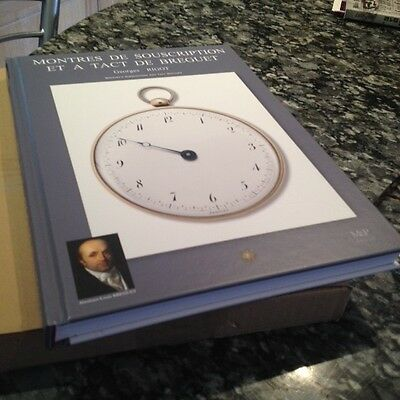 "BREGUET BOOK  ""BREGUET'S SUBSCRIPTION AND TACT WATCHES"" (in French)"