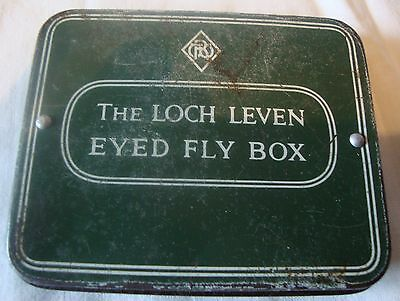 The Loch Leven Fly Box By Richard Wheatley