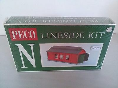 Peco  Lineside Kit N Scale. New In Box