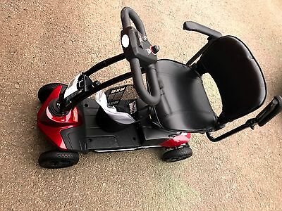 ST1-D Portable RED, Boot Travel Mobility Scooter!BRAND NEW!