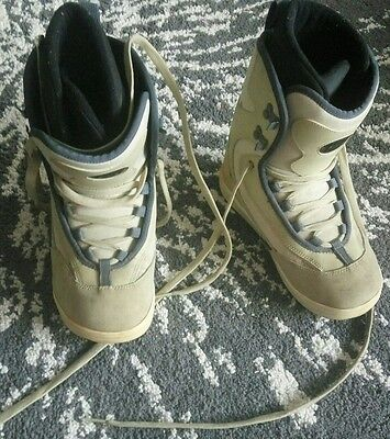 Snowboard boots size 8 UK