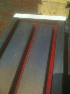 milling machine table - NOS Never been used
